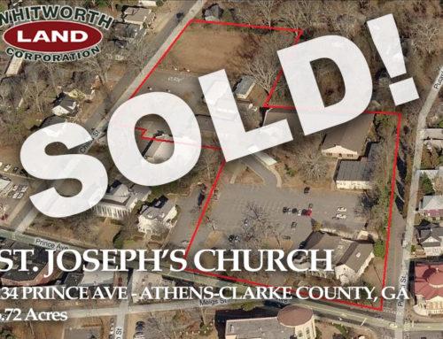 St. Joseph Church SOLD
